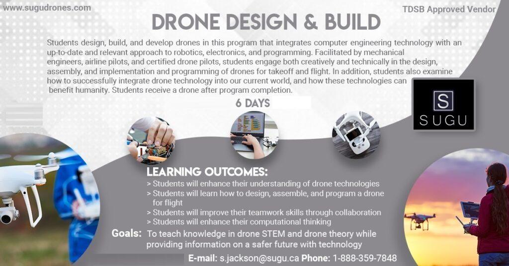 Drone Design & Build